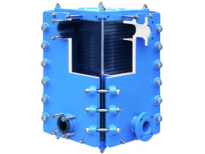 CUBIC Graphite block heat exchanger mersen